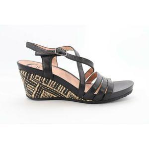 Abeo Loretta Sandals Black Size US 9 ( EPB)4328
